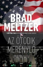 AZ ÖTÖDIK MERÉNYLŐ - Ekönyv - MELTZER, BRAD