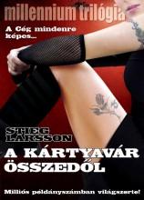 A KÁRTYAVÁR ÖSSZEDŐL - MILLENNIUM TRILÓGIA III. - - Ebook - LARSSON, STIEG