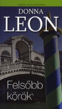 FELSŐBB KÖRÖK - Ekönyv - LEON, DONNA
