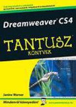 DREAMWEAVER CS4 - TANTUSZ - Ekönyv - WARNER, JANINE