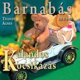 BARNABÁS MESÉI - KALANDOS KOCSIKÁZÁS - Ekönyv - TELEGDI ÁGNES