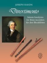 DIVERTIMENTO 3 FURULYÁRA - KOTTA - Ekönyv - HAYDN