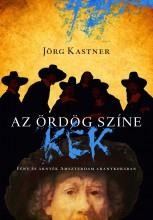 AZ ÖRDÖG SZÍNE KÉK - Ekönyv - JÖRG KASTNER