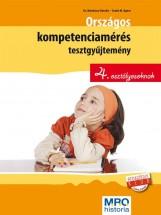 ORSZÁGOS KOMPETENCIAMÉRÉS TESZTGYŰJT. 4. OSZT. - Ekönyv - DR. MUNKÁCSY KATALIN - SZABÓ ÁGNES