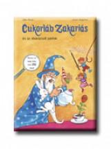 CUKORLÁB ZAKARIÁS ÉS AZ ELVARÁZSOLT PÉNTEK - Ekönyv - MORITZ, SILKE