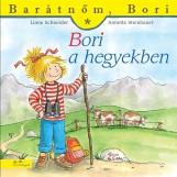BORI A HEGYEKBEN - BARÁTNŐM, BORI - Ekönyv - LIANE SCHNEIDER - ANNETTE STEINHAUER