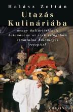 UTAZÁS KULINÁRIÁBA - Ekönyv - HALÁSZ ZOLTÁN