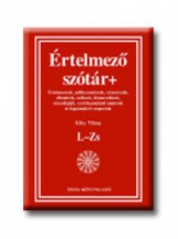 ÉRTELMEZŐ SZÓTÁR+ I-II. - Ekönyv - TINTA KÖNYVKIADÓ KFT.