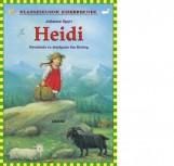 HEIDI - KLASSZIKUSOK KISEBBEKNEK - - Ekönyv - SPYRI, JOHANNA