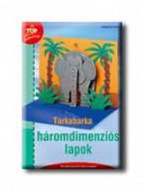 TARKABARKA HÁROMDIMENZIÓS LAPOK - Ekönyv - HELI, ANGELIKA
