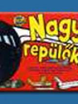 NAGY REPÜLŐK - NÉZD ÉS JÁTSSZ! - - Ekönyv - GABO / TALENTUM