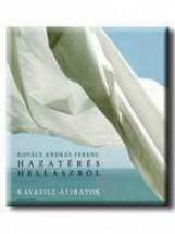 HAZATÉRÉS HELLÁSZBÓL - KAVAFISZ-ÁTIRATOK - - Ekönyv - KOVÁCS ANDRÁS FERENC