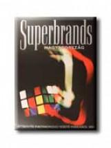 SUPERBRANDS - ÁTTEKINTÉS MAGYARORSZÁG VEZETŐ MÁRKÁIRÓL 2004 - - Ekönyv - PRINT-X