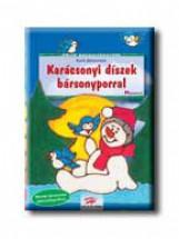 KARÁCSONYI DISZEK BÁRSONYPORRAL (AKCIÓS) - Ekönyv - JITTENMEIER, KARIN