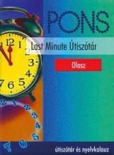 LAST MINUTE ÚTISZÓTÁR - OLASZ - Ekönyv - KLETT KIADÓ