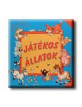 JÁTÉKOS ÁLLATOK - Ekönyv - FRÖHLICH ÉS TÁRSAI