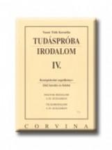 TUDÁSPRÓBA - IRODALOM IV. - Ekönyv - VASNÉ TÓTH KORNÉLIA
