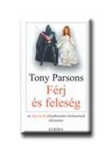 FÉRJ ÉS FELESÉG - Ekönyv - PARSONS, TONY