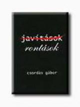 JAVITÁSOK, RONTÁSOK - Ekönyv - CSORDÁS GÁBOR