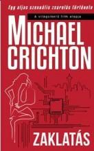 ZAKLATÁS - Ekönyv - CRICHTON, MICHAEL