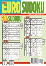 EURO SUDOKU (Nr.04.) 2016/4 - Ekönyv - CSOSCH BT.
