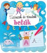 SZÍNEZEK ÉS TANULOK - BETŰK - Ekönyv - BÁRCZI LÁSZLÓ