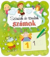SZÍNEZEK ÉS TANULOK - SZÁMOK - Ekönyv - ANNA PODGÓRSKA