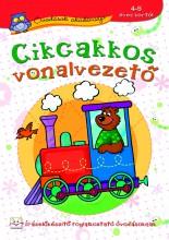 CIKCAKKOS VONALVEZETŐ - ÓVODÁSOK AKADÉMIÁJA 5-6 ÉVESEKNEK - Ebook - AKSJOMAT KIADÓ KFT.