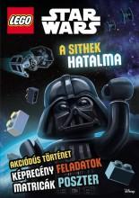 LEGO STAR WARS - A SITHEK HATALMA - Ekönyv - KOLIBRI GYEREKKÖNYVKIADÓ KFT.