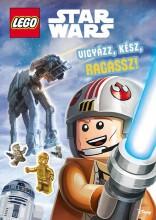 LEGO STAR WARS - VIGYÁZZ, KÉSZ, RAGASSZ! (FOGLALKOZTATÓ MATRICÁKKAL) - Ekönyv - KOLIBRI GYEREKKÖNYVKIADÓ KFT.