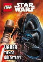 LEGO STAR WARS - VADER TITKOS KÜLDETÉSEI - Ekönyv - KOLIBRI GYEREKKÖNYVKIADÓ KFT.