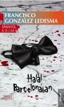 HALÁL BARCELONÁBAN - SPANYOL KRIMI - Ekönyv - LEDESMA, GONZÁLES FRANCISCO
