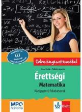 ÉRETTSÉGI MATEMATIKA KÖZÉPSZINTŰ FELADATSOROK - Ekönyv - OROSZ GYULA, PÁLFALVI JÓZSEFNÉ