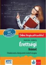 ÉRETTSÉGI NÉMET FELADATSOROK A KÖZÉPSZINTŰ ÍRÁSBELI VIZSGÁRA - Ekönyv - DÖMŐK SZILVIA, GOTTLIEB ÉVA