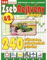 ZSEBREJTVÉNY KÖNYV 42. - Ekönyv - CSOSCH BT.