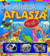 Állatok atlasza mágnesekkel -  Képes atlasz gyermekeknek - Ekönyv - Napraforgó Kiadó