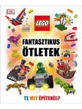 FANTASZTIKUS ÖTLETEK - LEGO - Ekönyv - HVG KÖNYVEK