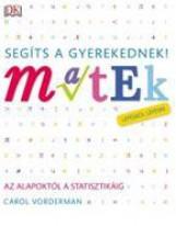 MATEK LÉPÉSRŐL LÉPÉSRE - SEGÍTS A GYEREKEDNEK! - Ekönyv - HVG KÖNYVEK
