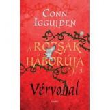 VÉRVONAL - A RÓZSÁK HÁBORÚJA 3. - Ekönyv - IGGULDEN, CONN