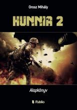 Hunnia 2 - Ekönyv - Orosz Mihály
