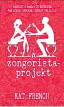 A ZONGORISTAPROJEKT - Ekönyv - FRENCH, KAT