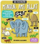 Minden, ami állat - Kis felfedezők  - Ekönyv -  Ruth Martin & Allan Sanders