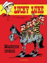 LUCKY LUKE 17. - MAGÁNYOS LOVASOK - Ekönyv - ACHDÉ - PENNAC - BENACQUISTA
