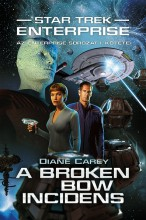Star Trek: A Broken Bow-incidens - Ekönyv - Diane Carey