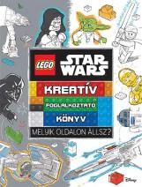 LEGO STAR WARS - MELYIK OLDALON ÁLLSZ? - KREATÍV FOGLALKOZTATÓ KÖNYV - Ekönyv - KOLIBRI GYEREKKÖNYVKIADÓ KFT.
