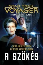 Star Trek: A szökés - Ekönyv - Dean Wesley Smith - Kristine Kathryn Rusch