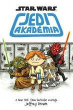 STAR WARS - JEDI AKADÉMIA - Ekönyv - BROWN, JEFFREY