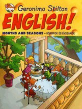 ENGLISH! MONTHS AND SEASONS - HÓNAPOK ÉS ÉVSZAKOK - Ekönyv - STILTON, GERONIMO