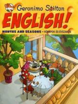 ENGLISH! MONTHS AND SEASONS - HÓNAPOK ÉS ÉVSZAKOK - Ekönyv - STILTON, GERONIMO