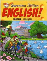 ENGLISH! TRAFFIC - KÖZLEKEDÉS - Ebook - STILTON, GERONIMO